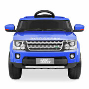 Kidzone Kids Licensed Land Rover Discovery 12v Battery Ride On Vehicle