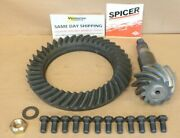 Ring And Pinion Kit 3.73ratio Dana 70hd 70b Ford Chevy Dodge Rear Axle Oem