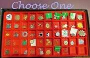 49 Different Girl Scout Charms New And Vintage Group 2 Collector Gifts Combine