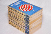 Vintage Collectible The American Library 10 Books Western Islands Paperback Set