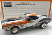 Ertl 1/18 Scale 1970 Challenger R/t Dandy Dick Landy Super Stock Rare