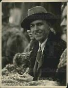 1929 Press Photo Philip R. Sherman Youngest Justice Of Peace In N.h.