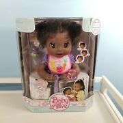 Baby Alive African American 2006 Hasbro Doll Eats Poops. Read