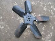 Nos 1967 1968 Chevy Ford V8 5 Blade 1817-3/4 Engine Fan Non Clutch Tw2