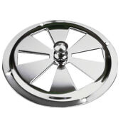 Sea-dog Stainless Steel Butterfly Vent - Center Knob - 5 331450-1