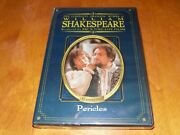 Pericles William Shakespeare Time Life Bbc Shakespeare's Region 1 Dvd New
