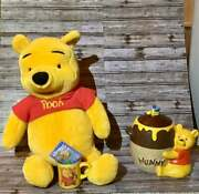 Disney Winnie The Pooh Gift Set. Includes Mug, Playing Cards And More.
