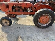 Allis Chalmers Wd45 Wd 45 Lp Propane Tractor 3pt Hitch Wide Frontend Pto Fenders