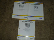 New Holland Roll-belt 550 Baler Electrical Diagnostic Troubleshooting Manual