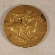 1952 Society Of Medalists Bronze Medal 45th Issue Pony Express / New Frontiers