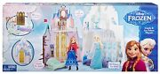 Disney Frozen Castle Playset By Mattel Y9968 - Brand New And Nrfb