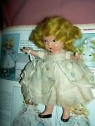 Nancy Ann Storybook Ms Mb 21 Jointed Bisque Doll 153 Little Bo Peep Fairyland