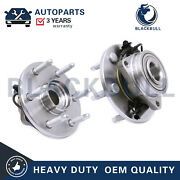 For Chevy Gmc Cadillac Awd 4x4 515096 2front Wheel Bearing Hub Assembly Lh And Rh