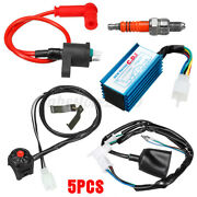 Wiring Harness Cdi Switch Assembly Kit For 50cc-150cc Dirt Pit Bike Atv