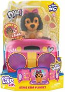 Little Live Pets Omg Talent Play Set Stage Star Playset
