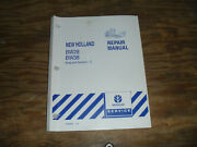 New Holland Bw28 Bw38 Bale Wagon Body Structure Shop Service Repair Manual