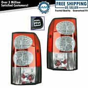 Tail Lamp Taillight Assembly Left Right Pair Set Of 2 For Land Rover Lr4