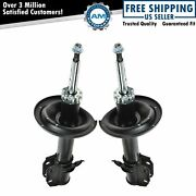 Strut Rear Left Driver And Right Passenger Side Pair Awd For 95-99 Subaru Legacy
