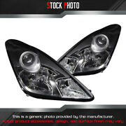 Anzo Black Projector Headlights For 2000 Toyota Celica 121122
