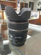 Canon Efs 17-85mm F/4-5.6 Is Usm Lens - Used Condition 9.5/10