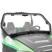 Arctic Cat Polycarbonate Full Windshield - Wildcat Trail And Sport - 1436-988