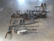 08 Polaris Sportsman 500 X2 Frame And Sub Frame With Ttle Legal Paperwork 4179