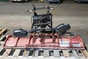 Boss Model Rt-3 Snow Plow Rt3 Straight Blade 7.6and039 Long