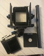 [exc+++++] Toyo Toyo 45c 4andtimes5 Large Format Film Camera From Japan 148