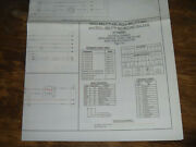 New Holland Roll Belt 560 Round Baler Electrical Wiring Diagram Schematic Manual