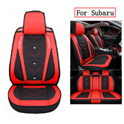 Universal 5 Seats Car Suv Car Seat Cover For Subaru Forester Outback Legacy 2013