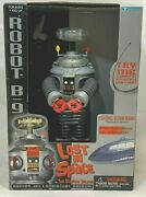 10 Trendmasters Classic Series Lost In Space Robot B-9 Electronic Action Figure