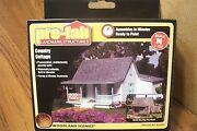 Woodland Scenics Country Cottage Building Kit N Scale