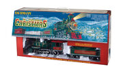 Bachmann Trains Night Before Christmas Holiday Train Set G Scale 90037