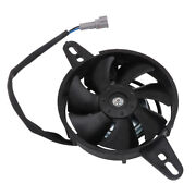 Motorcycle Oil Cooler Water Cooler Electric Radiator Cooling Fan 200cc 250cc