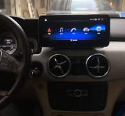 Android 10.0 Gps Navigation Stereo 10.25 For Benz Glk260/300/350 X204 2013-2015
