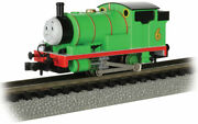 Bachmann Trains N Scale Thomas The Tank Engine - Percy The Small Engine 58792