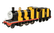 Bachmann Trains H O Thomas The Tank Engine - Busy Bee James W/ Moving Eyes 58821