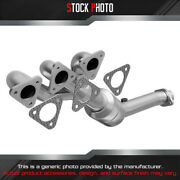 Magnaflow Front Stainless Steel Exhaust Manifold For 01-06 Bmw M3