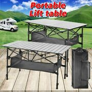 Portable Folding Picnic Dining Table Patio Party Side Outdoor Camping Bbq Tables