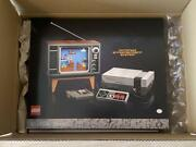 Lego Super Mario Nintendo Entertainment System Package Sizew582 X H480 Xd124 Mm