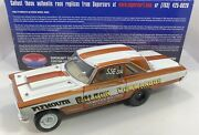 Super Car 1/18 Scale Golden Commandos Carburated 1965 Plymouth Awd Very Rare