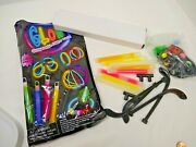 New Years Eve Glow Party Pack 100 Pieces New Ages 3+ Open Package