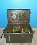 Us Army Signal Corps Ky-127/gg Morse Code Keyer Trainer Free Shipping