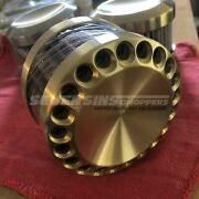 Air Cleaner - Seven Sins Choppers Ported Death Ray Dish - Super E/g And Cv And Moder