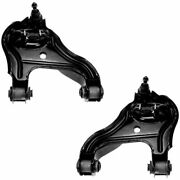 Control Arm Front Lower Left And Right Pair Set For Dodge Ram 2500 3500 2wd