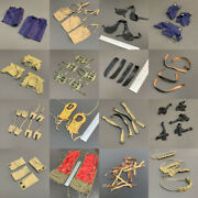 Lots Gi Joe Accessories For 12 Action Figure 16 21st Century Wwii Soldier Toys