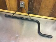Triumph Tr2-tr3b • Engine Starting Handle + Guide + 2 Stay Rods.   T1907
