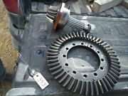 Ih Farmall 806 1206 856 1256 766 966 Tractor 12-49 Ring And Pinion Gear Set 393