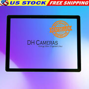 Canon Powershot G10 Lcd Window Outer Glass Screen Display Tape For Camera Parts