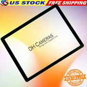 For Canon Powershot G10 Lcd Window Outer Glass Screen Display Tape Camera Repair
